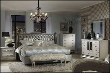 Glamorous bedroom design ideas (12)
