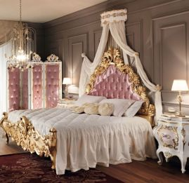 Glamorous bedroom design ideas (2)