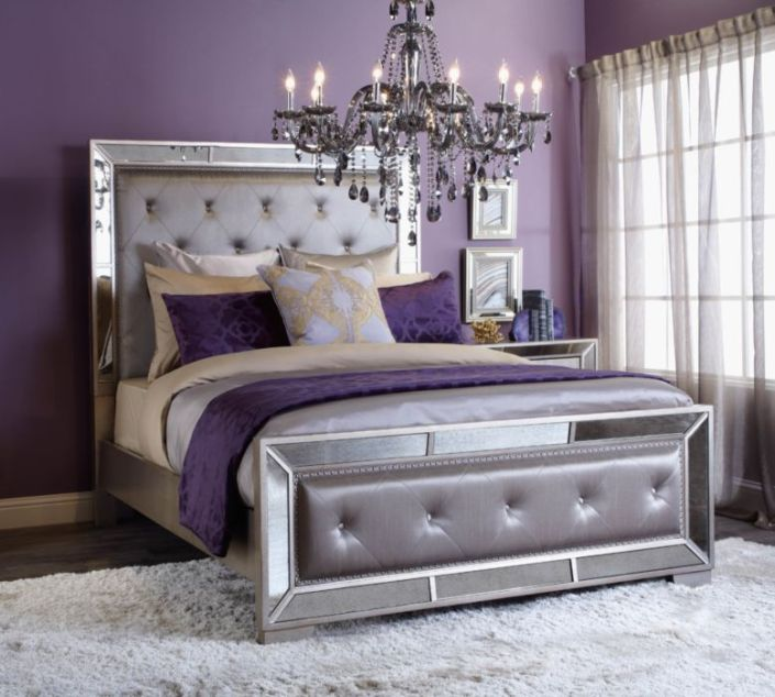 Glamorous bedroom design ideas (23)