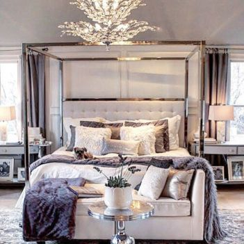 Glamorous bedroom design ideas (7)