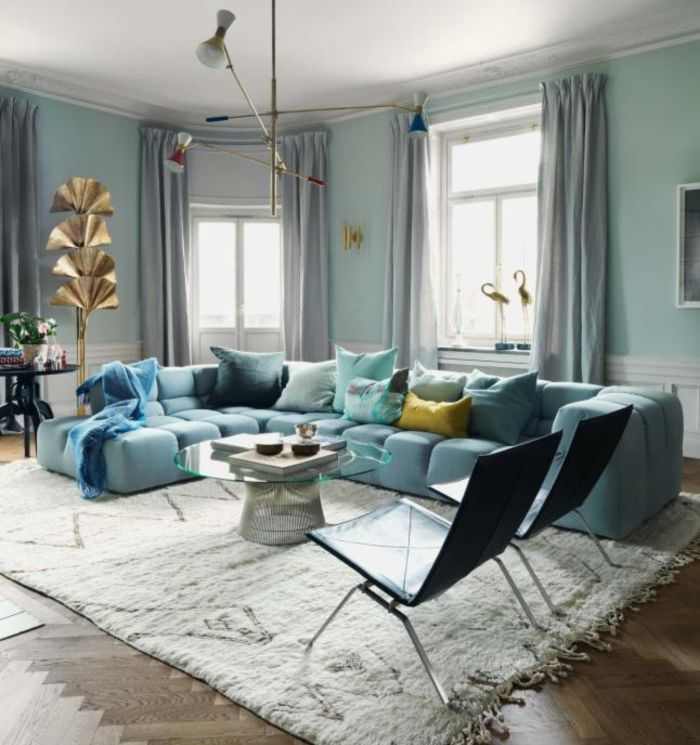 Graceful Stylish Living Room Designs (2)
