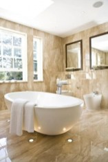 Luxurious marble bathroom designs (16)
