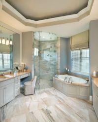 Luxurious marble bathroom designs (18)