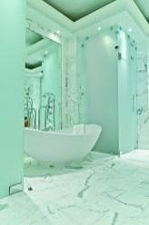 Luxurious marble bathroom designs (6)