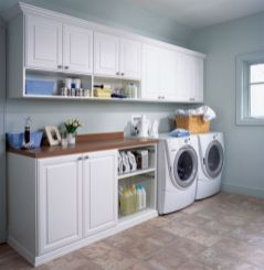 Simple but smart minimalist kitchen design (20)