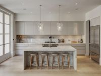 Simple but smart minimalist kitchen design (5)