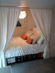 Smart bedroom storage ideas (5)