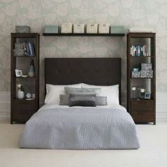 Smart bedroom storage ideas (9)