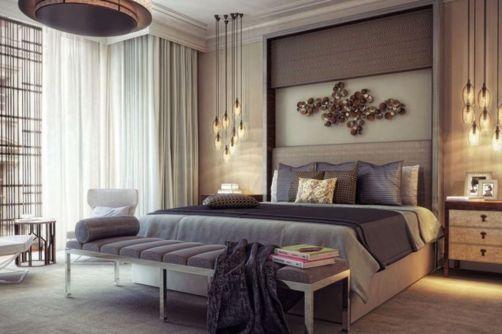 Stylishly minimalist bedroom design ideas (11)