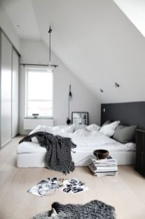 Stylishly minimalist bedroom design ideas (7)