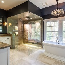 Wonderful stone bathroom designs (1)