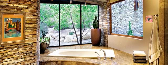Wonderful stone bathroom designs (29)