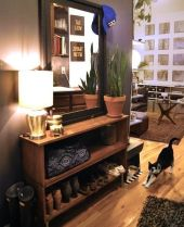 Best inspiring college apartment decoration ideas 35