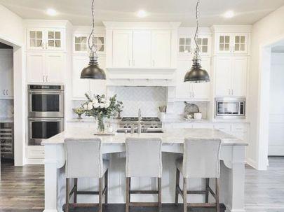 Modern farmhouse kitchen design ideas 09