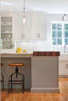 Modern farmhouse kitchen design ideas 11