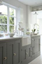 Modern farmhouse kitchen design ideas 17