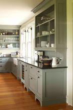 Modern farmhouse kitchen design ideas 25