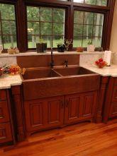 Modern farmhouse kitchen design ideas 34