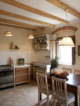 Modern farmhouse kitchen design ideas 37