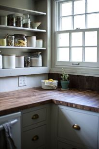 Modern farmhouse kitchen design ideas 50