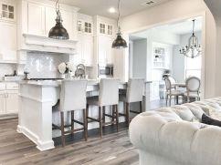 Modern farmhouse kitchen design ideas 56