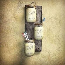 Simple diy rustic home decor ideas 39