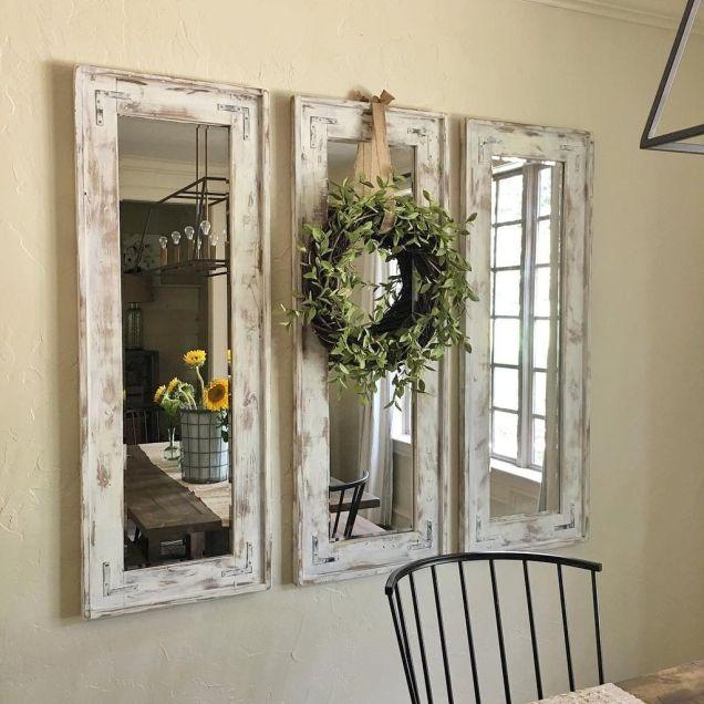Simple diy rustic home decor ideas 69