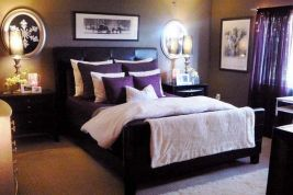 Stylish stylish black and white bedroom ideas (18)