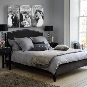 Stylish stylish black and white bedroom ideas (20)