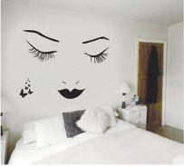 Stylish stylish black and white bedroom ideas (24)