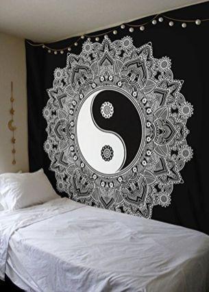 Stylish stylish black and white bedroom ideas (45)