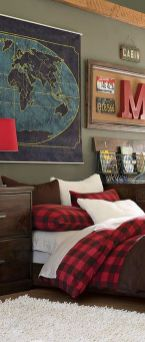 Adorable bedroom decoration ideas for boys 19