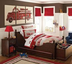 Adorable bedroom decoration ideas for boys 22