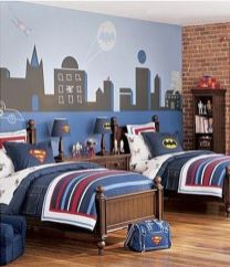 Adorable bedroom decoration ideas for boys 25
