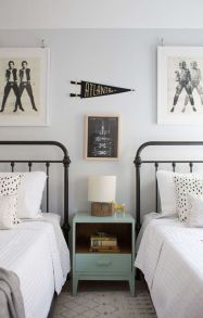 Adorable bedroom decoration ideas for boys 29
