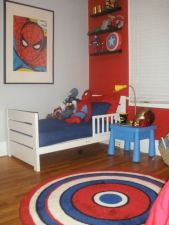 Adorable bedroom decoration ideas for boys 37