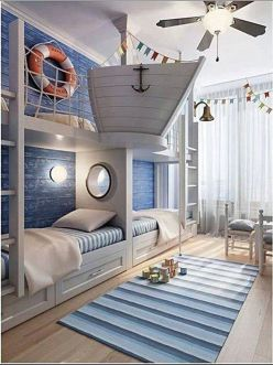 Adorable bedroom decoration ideas for boys 43