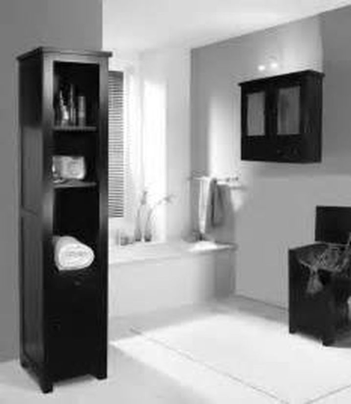 Amazing black and white furniture ideas 04
