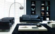 Amazing black and white furniture ideas 05
