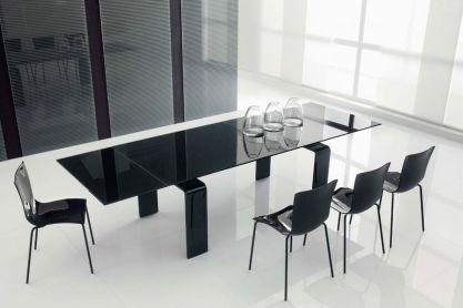 Amazing black and white furniture ideas 07