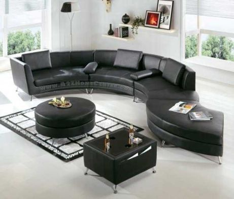 Amazing black and white furniture ideas 22