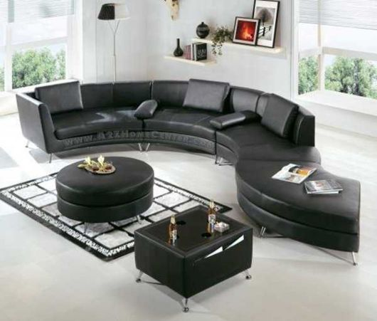Amazing black and white furniture ideas 22