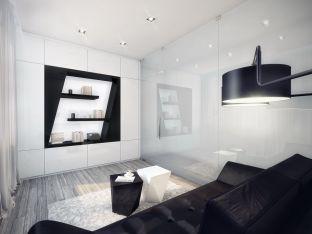 Amazing black and white furniture ideas 26