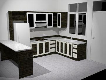 Amazing black and white furniture ideas 33
