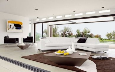 Amazing black and white furniture ideas 36