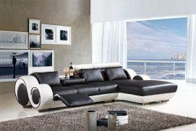 Amazing black and white furniture ideas 52