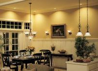 Amazing dining room lights ideas for low ceilings 33
