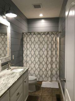 Amazing guest bathroom decorating ideas 05