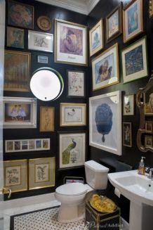 Amazing guest bathroom decorating ideas 11