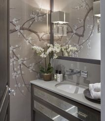 Amazing guest bathroom decorating ideas 25